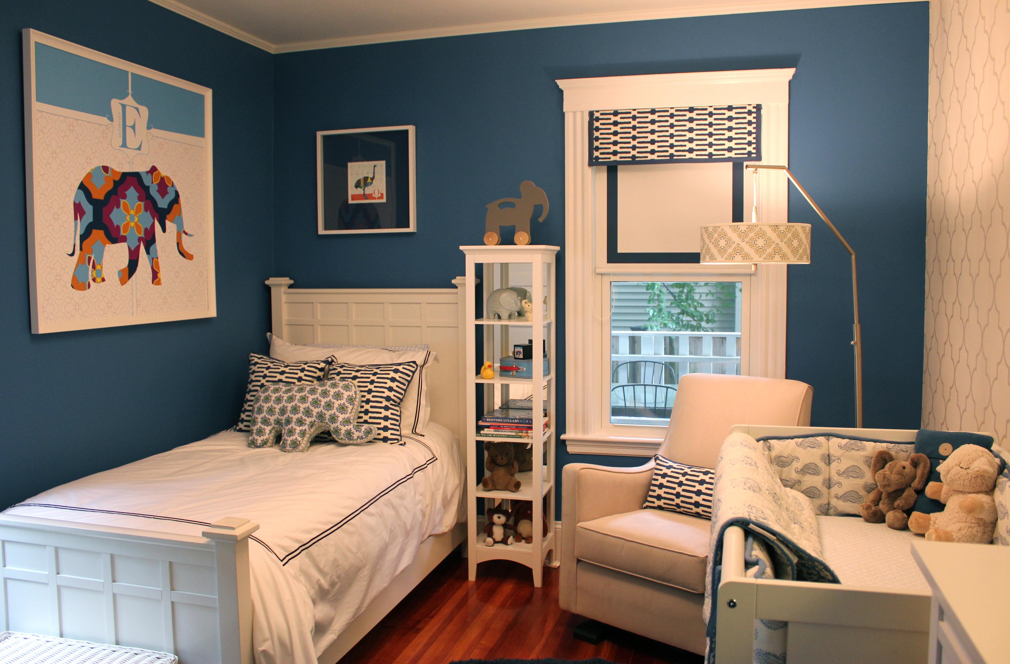 Shared bedroom brooklyn berry designs for Brooklyn bedroom ideas